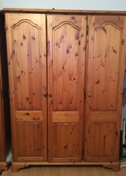 Beautiful Westminister  Pine bedroom furniture for sale
