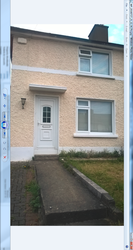 2 Bed House to rent in Dublin 10 beside Ballyfermot college & Hospital