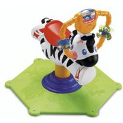 Zebra  baby bouncer/rocking horse