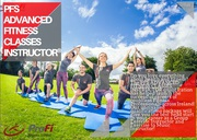 PFS ADVANCED FITNESS CLASSES INSTRUCTOR® 30% OFF AUGUST 31st PROMOTION