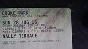 all ireland semi final. dublin v Kerry. nally tickets