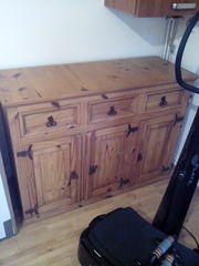 sideboard mexican pine good one