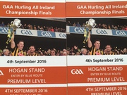 2 Premium Hurling Final Tickets will Swap for Football Final tickets