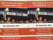 2 Premium Hurling Final Tickets will Swap for Football Final tickets