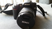 Nikon D 80 with many extras