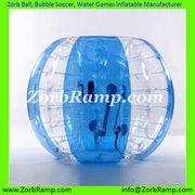 Bubble Football Zorb Ball for Sale | ZorbRamp.com