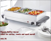 Buffet Server NEW For Sale in North Dublin