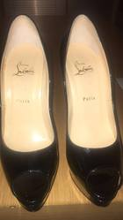 Brand new Louboutin shoes size 40