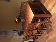 7 Piece Kitchen Table & Chairs