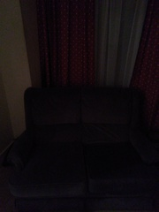 Sofa 2 seater     4x3ft