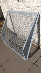 window security grates