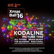 2fm Xmas Ball 2016 Seating Tickets X2