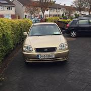 2004 HYUNDAI ACCENT FOR SALE ONLY €950 NCT UNTIL JUNE 2017