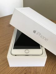 Apple iphone 6 plus 64gb - silver color factory unlocked