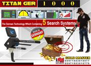 TITAN GER 1000-Metal and Treasure Detector  US$ 14, 500.00