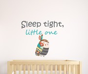 Sleep Tight Little One Wall Sticker