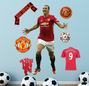 Ibrahimovic Wall Decal