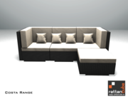 Costa Sofa Set for your Garden