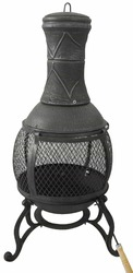 Fire Chimney for your Garden