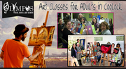Art Classes for Adults in Coolock