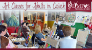 Art Classes for adults in Coolock,  Dublin