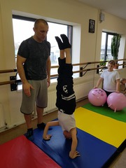 ACROBATIC GYMNASTICS CLASSES IN COOLOCK,  DUBLIN