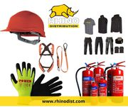 Rhino Distribution- The Safety Equipment Suppliers You Can Trust
