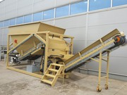 Special mixing plant for producing of a COLD ASPHALT
