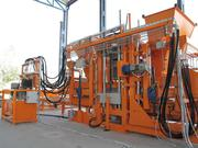 Concrete block machine R-1000,  Scandinavian quality!