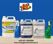 Cleaning Made Easy With Top Hygiene Supplies In Ireland