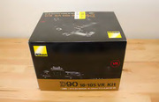 Nikon D90 12.3 MP DSLR Camera + 2 Nikon Lens + 16GB KIT NEW