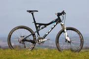 Yeti ASR5 Carbon frame bicycle