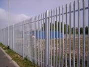 WANTED: USED Palisade Fencing - Construction equipment,  building